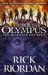 Rick Riordan - Heroes of O-The Blood of Olympus (B)