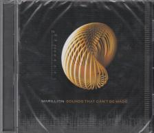 MARILLION - SOUNDS THAT CAN'T BE MADE CD