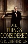 Chesterton G.K. - All Things Considered [eKönyv: epub,  mobi]