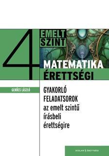 Gerőcs László - Matematikaérettségi 4.