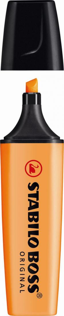 70/54 - STABILO BOSS Original szövegkiemelő narancssárga