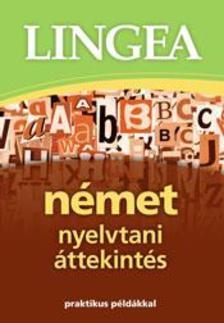 - Német nyelvtani áttekintés - 2. kiadás