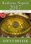 CSOSCH KIADÓ - Kedvenc Naptár 2017 - Szent Helyek