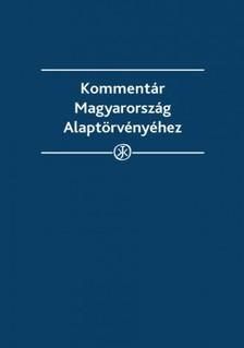 dr. Árva Zsuzsanna - Kommentár Magyarország Alaptörvényéhez [eKönyv: epub, mobi]