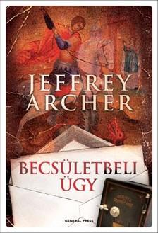Jeffrey Archer - Becs�letbeli �gy [eK�nyv: epub, mobi]