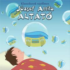 J�ZSEF ATTILA - Altat� - DVD mell�klettel