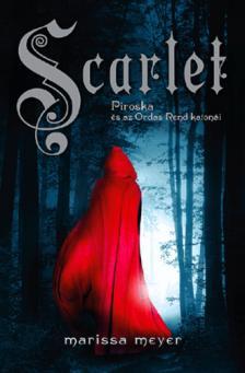Marissa Meyer - ScarletHoldb�li kr�nik�k 2.