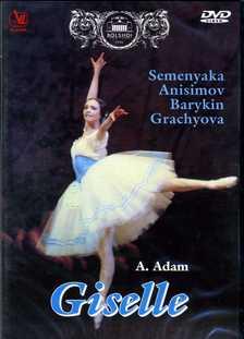 ADAM - GISELLE DVD SEMENYAKA, ANISIMOV, BARIKIN, GRACHYOVA