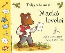 DONALDSON, JULIA-SCHEFFLER, AX - Mack� levelei - T�lgyerd� mes�i