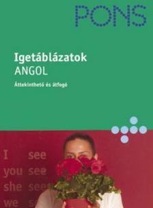 SCOTT, - PONS IGETÁBLÁZATOK - ANGOL