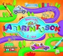 Agnieszka Bator - Matricás labirintusok 2. rész
