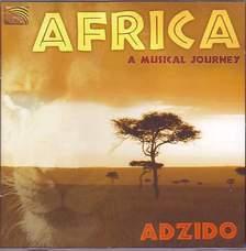 Bartók - AFRICA A MUSICAL JOURNEY CD