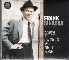 - LOVIN' & SWINGIN' ALL NIGHT LONG - THE VERY BEST OF FRANK SINATRA 2CD + POSTER
