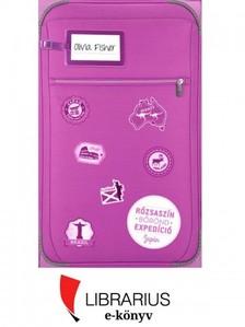 Fischer Olivia - Rózsaszín bőrönd expedíció [eKönyv: epub, mobi]