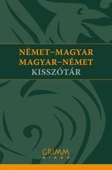 - Német-magyar, Magyar-német kisszótár