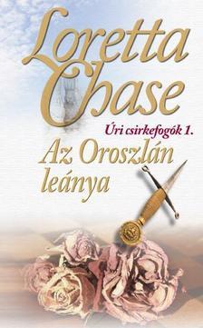 Loretta Chase - Az Oroszl�n le�nya