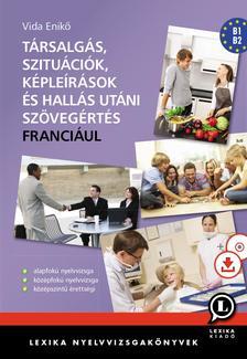 VIDA ENIK� - T�RSALG�S, SZITU�CI�K, K�PLE�R�SOK �S HALL�S UT�NI SZ�V.�RT. - FRANCI�UL +CD!