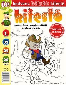 CSOSCH KIAD� - Kedvenc K�ly�k Kifest� 1.