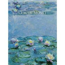 SmartCalendart Kft. - SG Naptár Claude Monet 2017 42x56cm