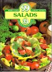 LAJOS MARI - HEMZŐ KÁROLY - 99 Salads with 33 Colour Photograph [antikvár]