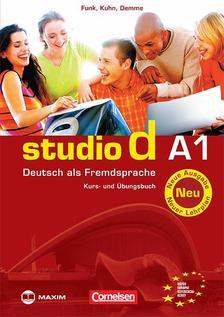 MX-157 - studio d A1 Kurs- und Übungsbuch NEU