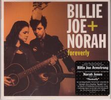 - FOREVERLY CD - NORAH JONES & BILLIE JOE ARMSTRONG (GREEN DAY)