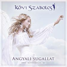 Kövi Szabolcs - ANGYALI SUGALLAT - CD -