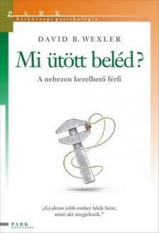 David B. Wexler - MI ÜTÖTT BELÉD? - A NEHEZEN KEZELHETŐ FÉRFI - HÉTKÖZNAPI PSZICHOLÓGIA - #