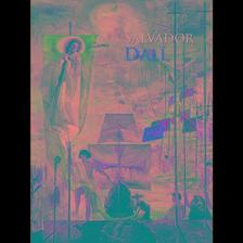 SmartCalendart Ktf. - SG Naptár Salvador Dalí 2017 42x56cm