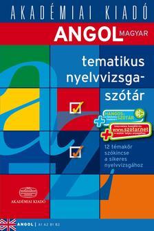 ,- - Angol-magyar tematikus nyelvvizsgasz�t�r 2014