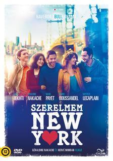 Hervé Mimran és Géraldine Nakache - Szerelmem New York
