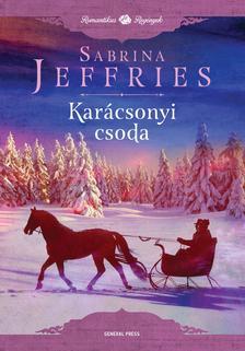 Sabrina Jeffries - Karácsonyi csoda