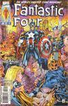 Lee, Jim - Fantastic Four Vol. 2. No. 3. [antikvár]