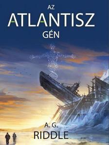 R.G. Riddle - Az Atlantisz-g�n