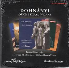 DOHNÁNYI ERNŐ - ORCHESTRAL WORKS 5CD MATTHIAS BAMERT