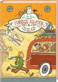 Margit Auer - M�gikus �llatok iskol�ja 4. - H�, de durva!
