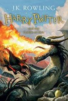 J. K. Rowling - HP and the Goblet of Fire (Rejacket)