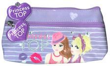 - PRINCESS TOP - lila tolltartó