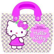40010 - Hello Kitty  - Rajzolj �s l�gy divatos!