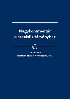 - Mattenheim Gr�ta (szerk.) Hoffman Istv�n - Nagykomment�r a szoci�lis t�rv�nyhez [eK�nyv: epub, mobi]