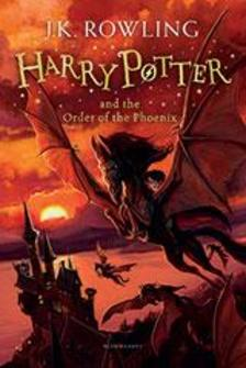 J. K. Rowling - HP and the Order of (Rejacket)