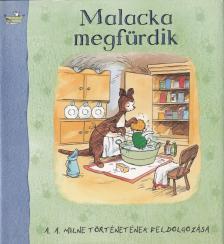 Móra Kiadó - Malacka megfürdik #