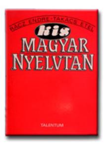 - Kis magyar nyelvtan