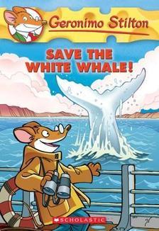 Geronimo Stilton - Save the White Whale
