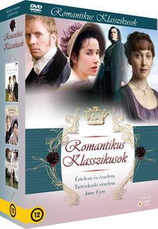 John Alexander - Romantikus klasszikusok díszdoboz (3 DVD)