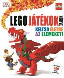 Daniel Lipkowitz - LEGO j�t�kok k�nyve - Keltsd �letre az elemeket!