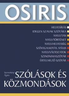 SZEMERK�NYI �GNES - SZ�L�SOK �S K�ZMOND�SOK
