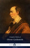 Goldsmith Oliver - Delphi Complete Works of Oliver Goldsmith (Illustrated) [eKönyv: epub,  mobi]
