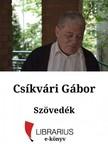 Cs�kv�ri G�bor - Sz�ved�k [eK�nyv: epub,  mobi]