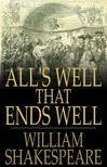 William Shakespeare - All's Well That Ends Well [eK�nyv: epub,  mobi]